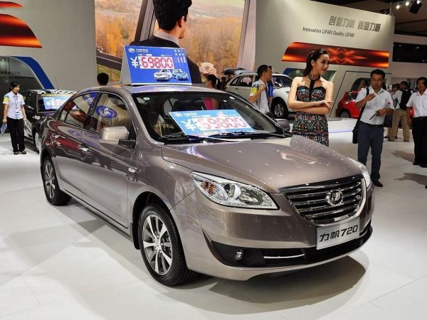 2015 Lifan 720 Technical Specs