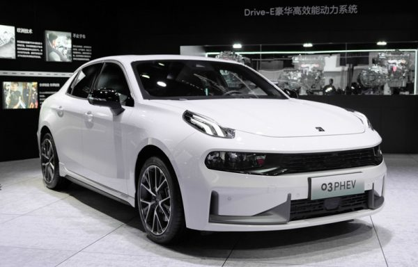 2020 Lynk & Co 03 PHEV Technical Specs