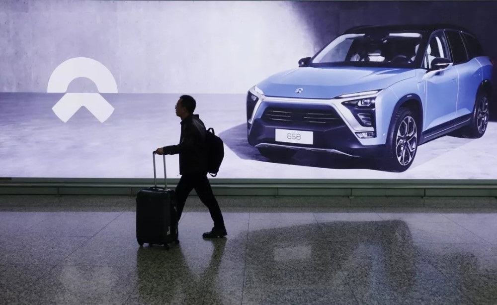 NIO to establish battery asset company for battery swapping stations