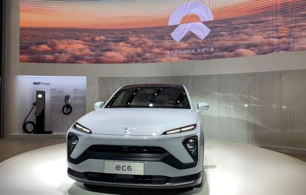 2020 NIO EC6 Technical Specs