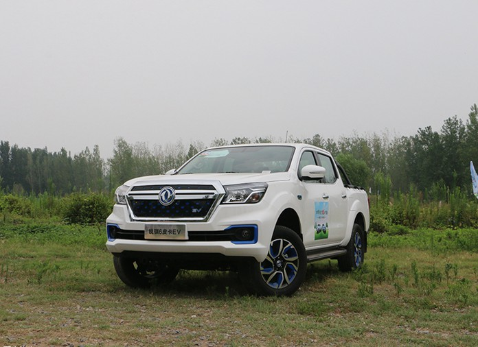 Zhengzhou Nissan Rich 6 EV pickup Goes on Sale in China