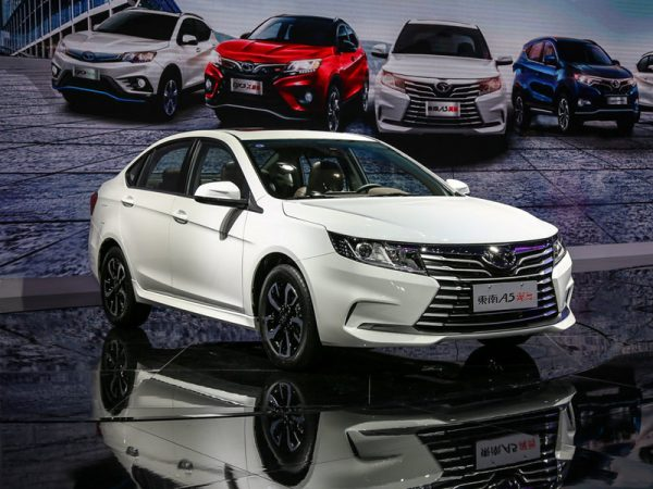 2019 Soueast A5 Yiwu Technical Specs