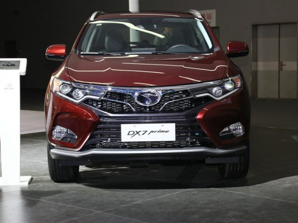2019 Soueast DX7 Xingyue Technical Specs