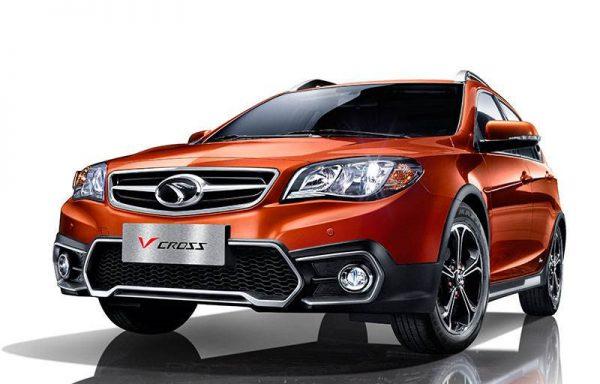 2015 Soueast V cross Technical Specs