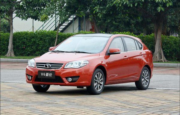 2014 Soueast V6 Lingshi Technical Specs