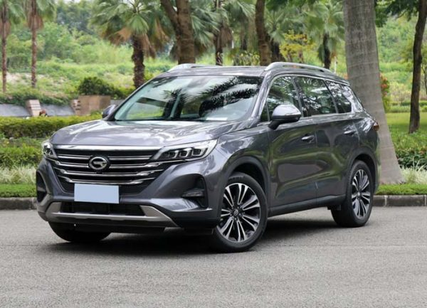2020 GAC Trumpchi GS5 Technical Specs