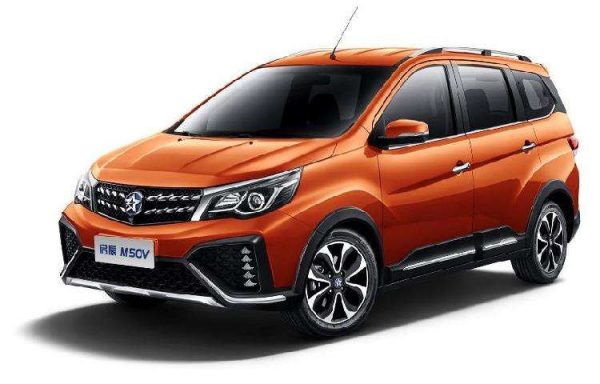 2017 Dongfeng Venucia M50V Technical Specs
