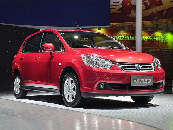 2016 Dongfeng Venucia R50 Technical Specs