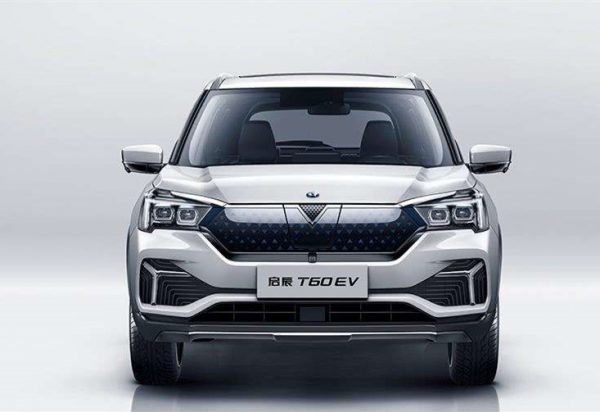 2020 Dongfeng Venucia T60EV Technical Specs