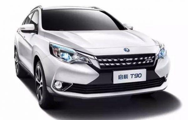 2017 Dongfeng Venucia T90 Technical Specs