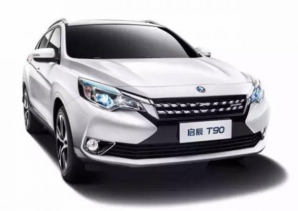 2017 Dongfeng Venucia T90 Technical Specs