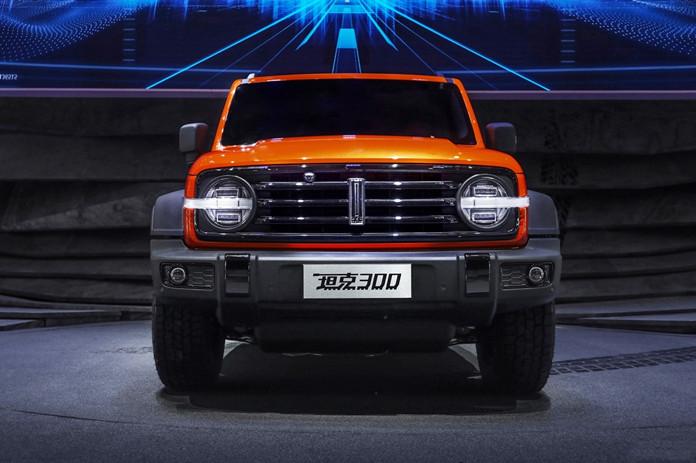 GWM WEY debuts first smart luxury off-road SUV Tank 300