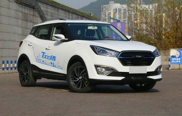 2018 Zotye T300 EV Technical Specs