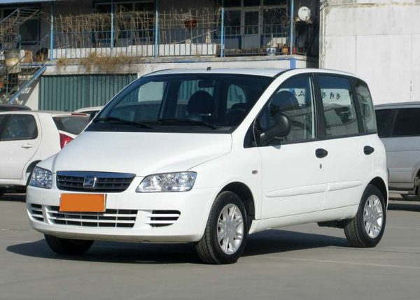 2010 Zotye M300 Technical Specs