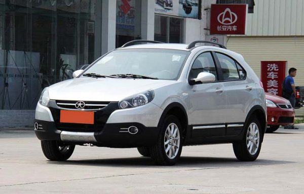 2014 JAC Heyue A13 CROSS Technical Specs