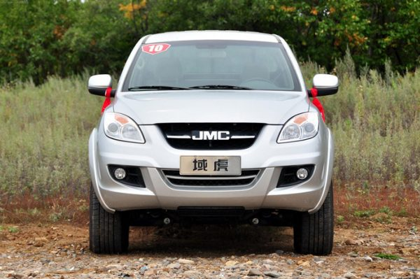 2012 JMC YUHU 7 pickup Technical Specs