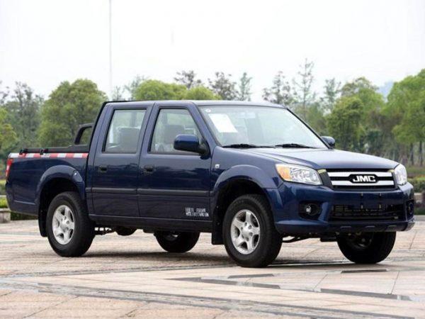 2016 JMC Baodian pickup Technical Specs