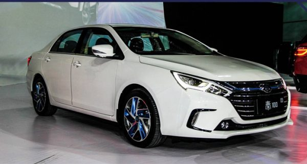 2017 BYD Qin DM (PHEV) Technical Specs