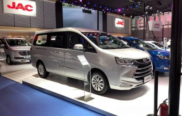 2020 JAC Refing M4 (Ruifeng M4) Technical Specs