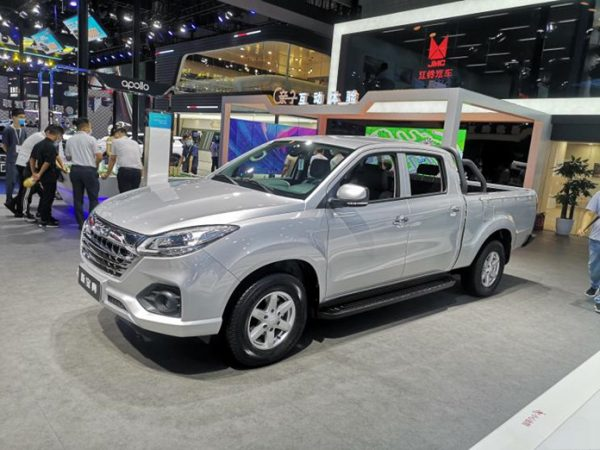 2020 JMC Baodian pickup Technical Specs