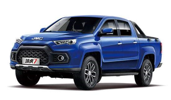 2020 JMC YUHU 7 pickup Technical Specs