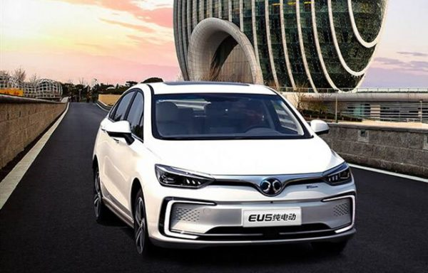 2020 BAIC Beijing EU5 (EV) Technical Specs