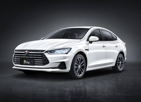 2020 BYD Qin Pro Technical Specs
