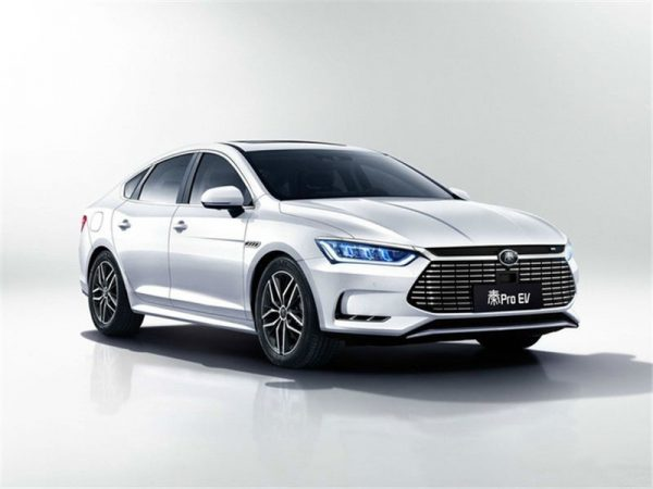 2019 BYD Qin Pro EV Technical Specs