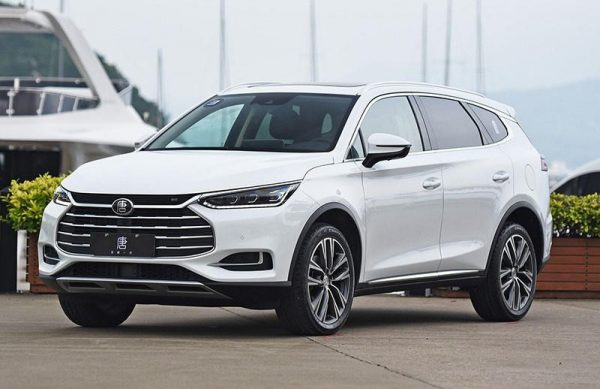 2019 BYD TANG Technical Specs