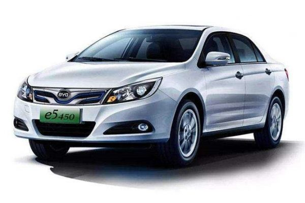 2018 BYD e5 (EV) Technical Specs