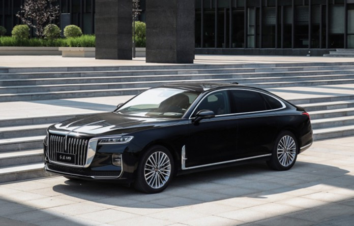 FAW Flastship Sedan Hongqi H9 Officially Launched in Chinese market