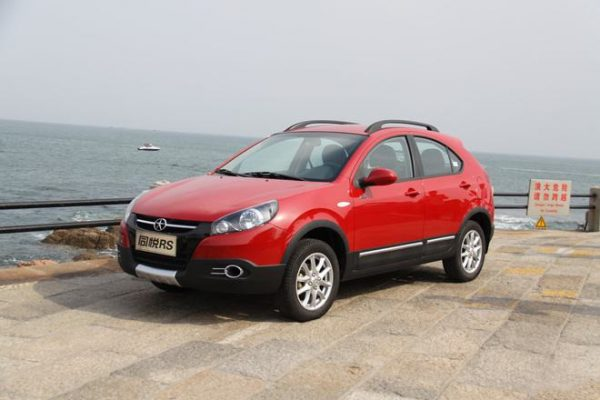 2014 JAC Heyue A13 RS Technical Specs