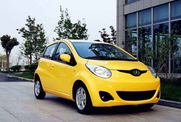 2014 JAC Yueyue Technical Specs