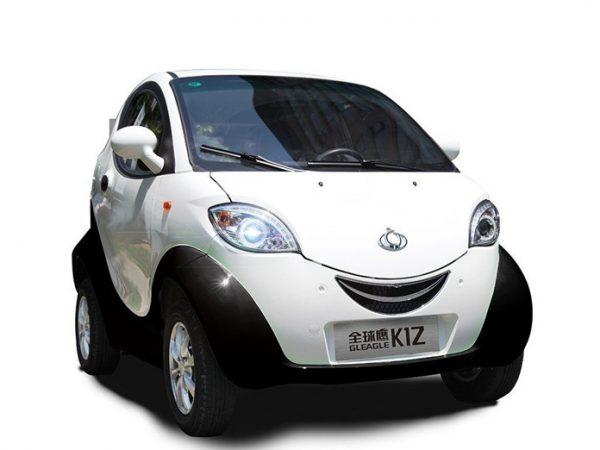 2016 KANDI K12 (EV) Technical Specs
