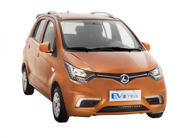 2015 Levdeo D70 (EV) Technical Specs