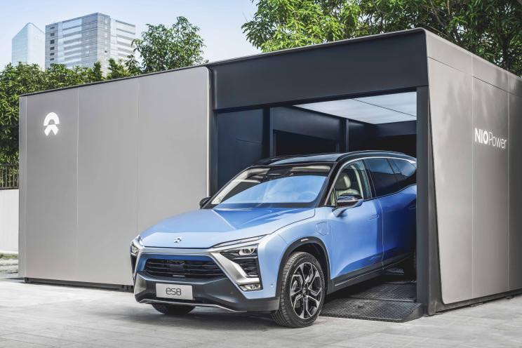 NIO to enter the European market in the second half of 2021 at the earliest