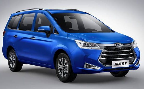 2018 JAC Refing R3 (Ruifeng R3) Technical Specs