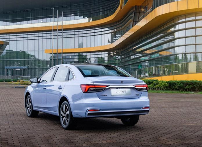 SAIC Roewe R ER6 goes on the Chinese market