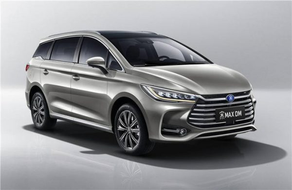 2021 BYD SONG MAX Technical Specs