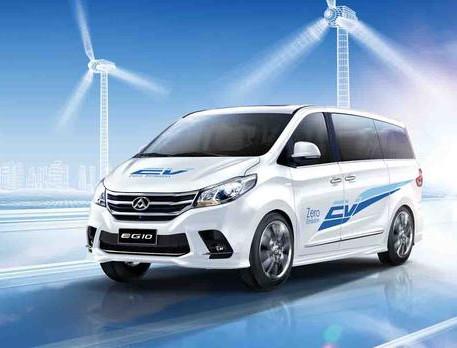 2019 SAIC MAXUS EG10 (EV) Technical Specs