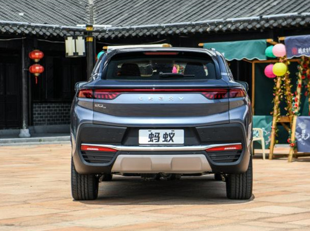 Chery Ant goes on sale with all-aluminum body, range of 510km