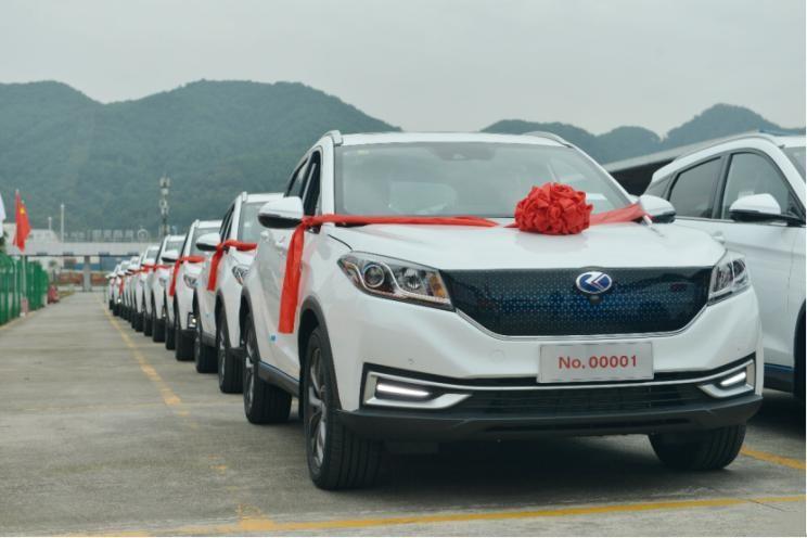SOKON exports German by introducing the SERES EV brand