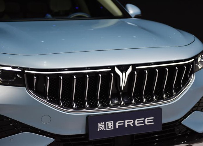 Lantu FREE real car made debut, extended range model has a range of 860 km