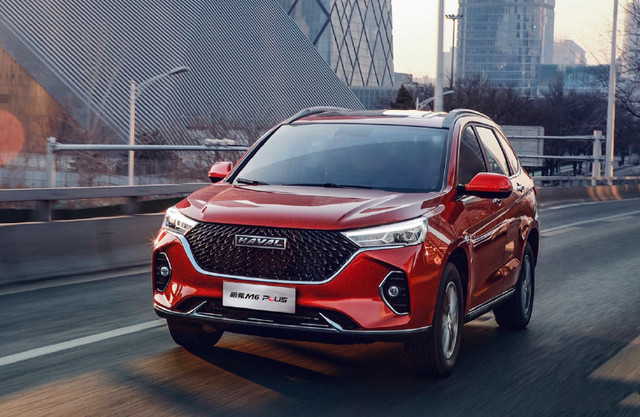Haval M6 PLUS is officially listed with price starting from 71,900 yuan
