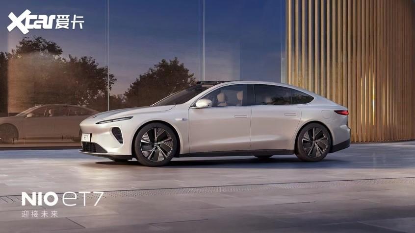 NIO Released Its 1st Sedan ET7 on NIO DAY with 1000km Range & Next gen NAD