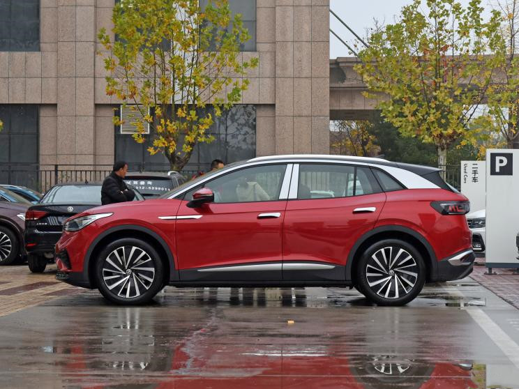 SAIC Volkswagen ID.4 X announces price starting at 199,888RMB