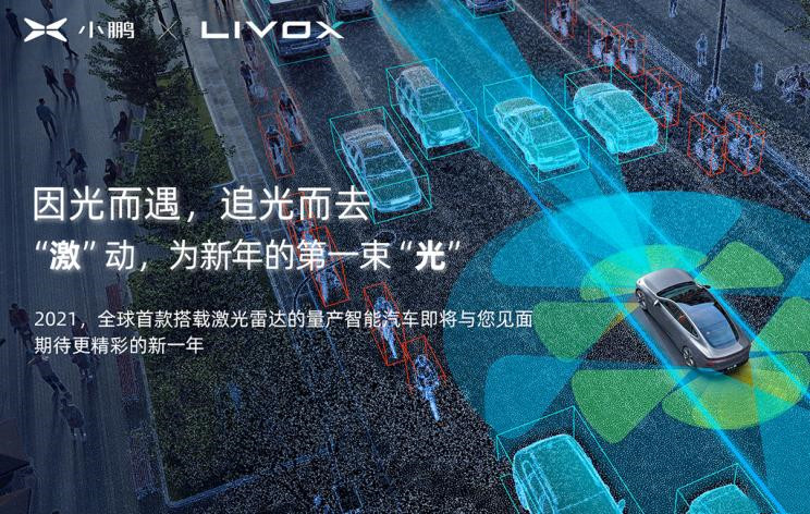 Xiaopeng and Livox jointly release car-level lidar