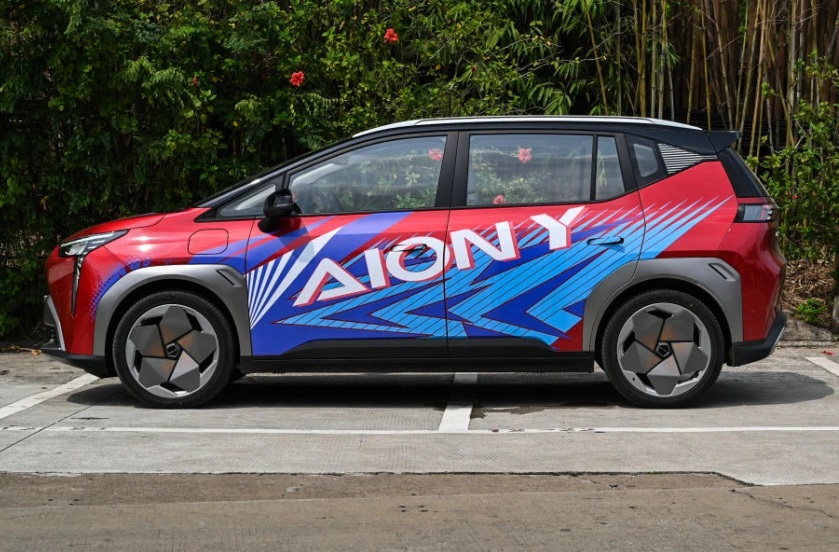 GAC AION Y Goes for Pre-sale in the Chinese Market with Price Range of  105,900 to 149,900 Yuan