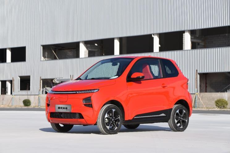 YOGOMO Launched a new Mini EV the Pengke MINI