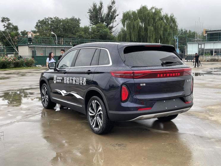 Skyworth Auto EV6 officially launched in China